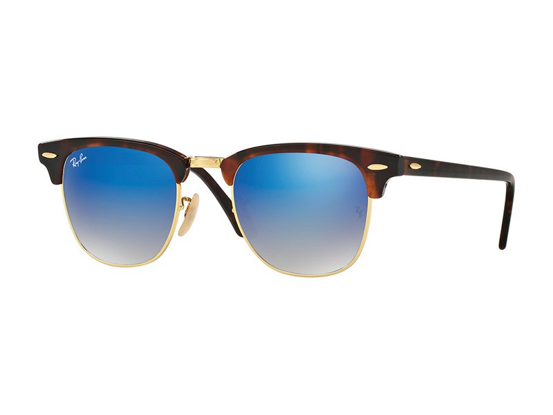 Image of   Clubmaster Flash Lenses RB3016 990_7Q