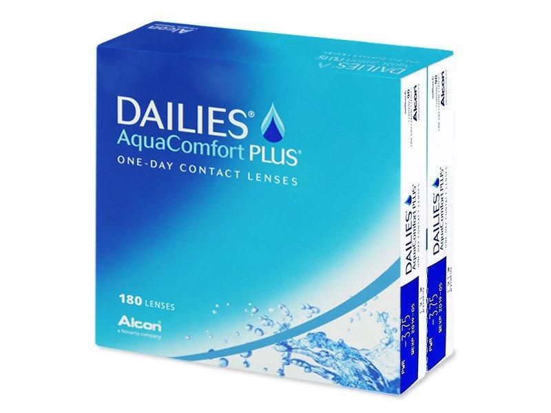 Image of Dailies AquaComfort Plus (180 linser)