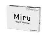 alensa.dk - Kontaktlinser - Køb Miru 1 Month Menicon for Astigmatism