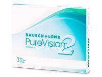 alensa.dk - Kontaktlinser - PureVision 2