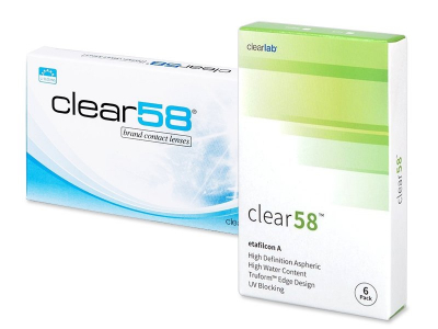 Clear 58 (6linser)