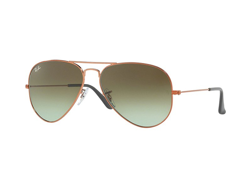Image of   Aviator Large Metal RB3025 9002A6