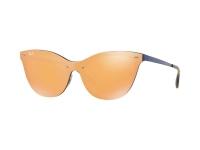 alensa.dk - Kontaktlinser - Ray-Ban Blaze Cat Eye RB3580N 90377J