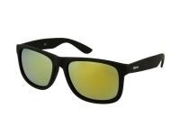 alensa.dk - Kontaktlinser - Alensa Sportssolbriller Sort Guld Spejl