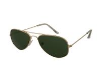 alensa.dk - Kontaktlinser - Alensa Børnesolbriller Pilot Guld