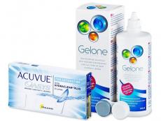 Acuvue Oasys for Astigmatism (6linser) +GeloneLinsevæske 360ml