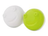 alensa.dk - Kontaktlinser - Æske til Svingende Etui for kontaktlinser - grøn