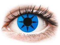 alensa.dk - Kontaktlinser - ColourVUE Crazy Lens - Blue Star - uden styrke