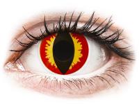 alensa.dk - Kontaktlinser - ColourVUE Crazy Lens - Dragon Eyes - uden styrke