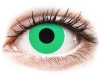 alensa.dk - Kontaktlinser - ColourVUE Crazy Lens - Emerald (Green) - uden styrke