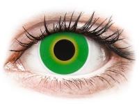 alensa.dk - Kontaktlinser - ColourVUE Crazy Lens - Hulk Green - uden styrke