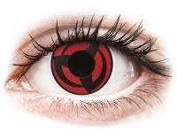 alensa.dk - Kontaktlinser - ColourVUE Crazy Lens - Kakashi - uden styrke