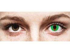 ColourVUE Crazy Lens - Raptor - uden styrke (2 linser)