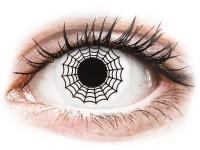 alensa.dk - Kontaktlinser - ColourVUE Crazy Lens - Spider - uden styrke