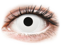 alensa.dk - Kontaktlinser - ColourVUE Crazy Lens - WhiteOut - med styrke