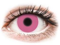 alensa.dk - Kontaktlinser - ColourVUE Crazy Glow Pink - uden styrke