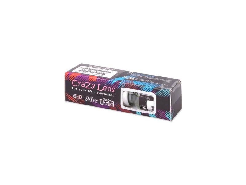 ColourVUE Crazy Glow White - uden styrke (2linser)