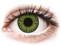 alensa.dk - Kontaktlinser - TopVue Color daily - Fresh Green - uden styrke