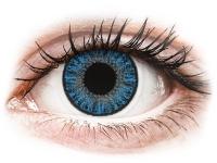 alensa.dk - Kontaktlinser - TopVue Color daily - Sapphire Blue - med styrke