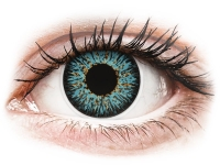alensa.dk - Kontaktlinser - ColourVUE Glamour Aqua - uden styrke