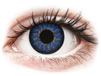 alensa.dk - Kontaktlinser - ColourVUE Glamour Blue - uden styrke