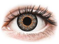alensa.dk - Kontaktlinser - ColourVUE Glamour Grey - uden styrke