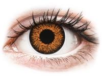 alensa.dk - Kontaktlinser - ColourVUE Glamour Honey - uden styrke