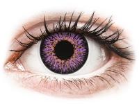 alensa.dk - Kontaktlinser - ColourVUE Glamour Violet - uden styrke