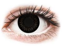 alensa.dk - Kontaktlinser - ColourVUE BigEyes Dolly Black - uden styrke