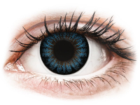 alensa.dk - Kontaktlinser - ColourVUE BigEyes Cool Blue - med styrke