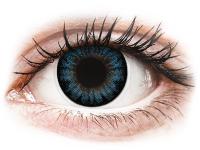 alensa.dk - Kontaktlinser - ColourVUE BigEyes Cool Blue - uden styrke