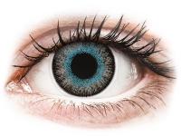 alensa.dk - Kontaktlinser - ColourVUE Fusion Blue Gray - uden styrke