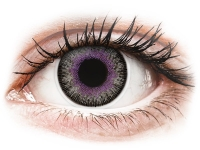 alensa.dk - Kontaktlinser - ColourVUE Fusion Violet Gray - uden styrke