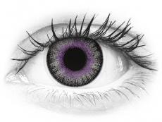 ColourVUE Fusion Violet Gray - uden styrke (2linser)