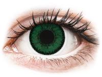 alensa.dk - Kontaktlinser - SofLens Natural Colors Aquamarine - med styrke
