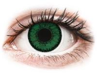 alensa.dk - Kontaktlinser - SofLens Natural Colors Emerald - med styrke