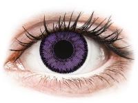 alensa.dk - Kontaktlinser - SofLens Natural Colors Indigo - uden styrke