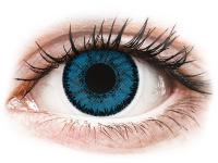 alensa.dk - Kontaktlinser - SofLens Natural Colors Topaz - med styrke