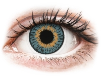 alensa.dk - Kontaktlinser - Expressions Colors Blue - uden styrke