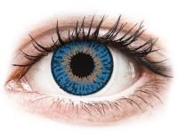 alensa.dk - Kontaktlinser - Expressions Colors Dark Blue - med styrke