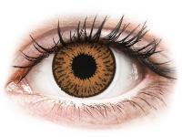 alensa.dk - Kontaktlinser - Expressions Colors Hazel - med styrke
