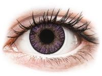alensa.dk - Kontaktlinser - FreshLook ColorBlends Amethyst - med styrke