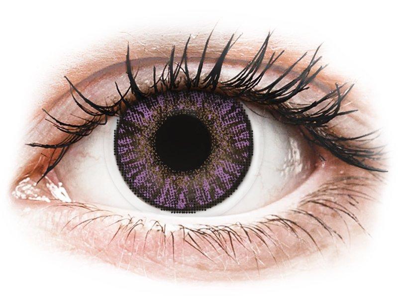 Image of FreshLook ColorBlends Amethyst - med styrke (2 linser)