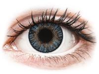 alensa.dk - Kontaktlinser - FreshLook ColorBlends Blue - med styrke