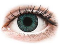 alensa.dk - Kontaktlinser - FreshLook ColorBlends Brilliant Blue - uden styrke