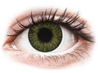 alensa.dk - Kontaktlinser - FreshLook ColorBlends Green - uden styrke