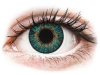 alensa.dk - Kontaktlinser - FreshLook ColorBlends Turquoise - med styrke