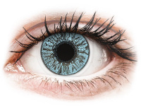 alensa.dk - Kontaktlinser - FreshLook Colors Blue - uden styrke