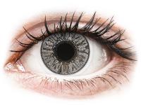 alensa.dk - Kontaktlinser - FreshLook Colors Misty Gray - uden styrke