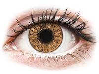 alensa.dk - Kontaktlinser - FreshLook Colors Hazel - med styrke